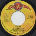 Curtis Mayfield / Superfly c/w Love To Keep You In My Mind