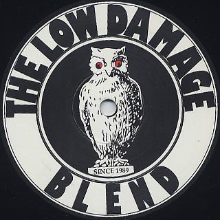 DJ Kensaw / Owl Nite back