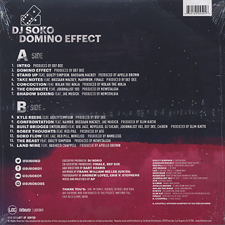 DJ Soko / Domino Effect back