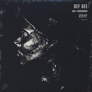 Def Dee / D-1000