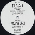 Duvali / Escape / Star Guitar c/w Aquatuki / Wakanoura
