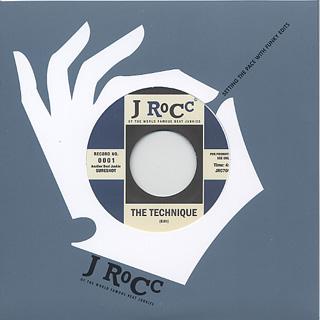 J Rocc / Funky President Edits Vol. 1 back