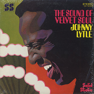 Johnny Lytle / The Sound Of Velvet Soul front