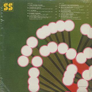 Johnny Lytle / The Sound Of Velvet Soul back