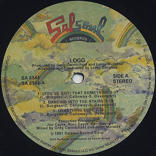 Logg / Logg label