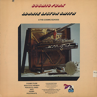 Lonnie Liston Smith And The Cosmic Echoes / Cosmic Funk back