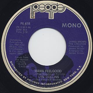 Lyn Collins Mama Feelgood