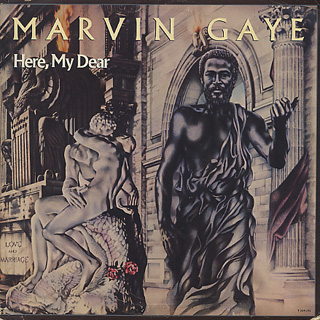 Marvin Gaye / Here, My Dear
