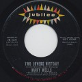 Mary Wells / The Doctor c/w Two Lovers History
