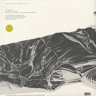 Moritz Von Oswald Trio / Sounding Lines back