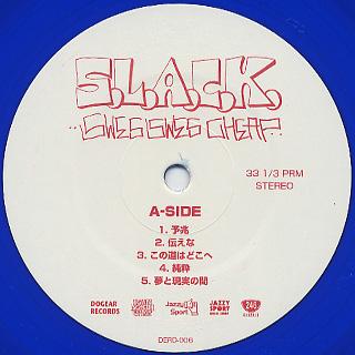S.L.A.C.K. / Swea Swea Cheap label