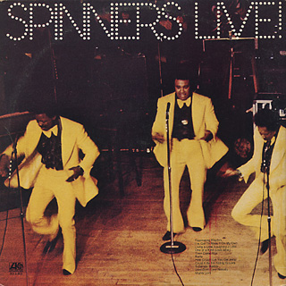 Spinners / Live! back