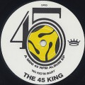 45 King / A Mini 45 rpm Album EP -No Kid'in Baby-