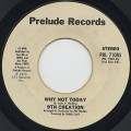 9th Creation / Why Not Today c/w Come Back Home