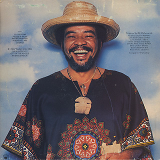 Bill Withers / Naked & Warm back