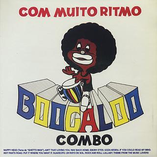 Boogaloo Combo / Com Muito Ritmo