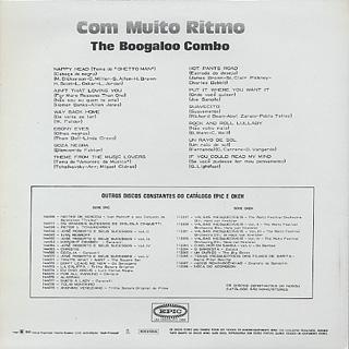 Boogaloo Combo / Com Muito Ritmo back