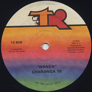 Charanga 76 / No Nos Pararan (Ain't No Stopping Us Now) back