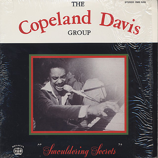Copeland Davis Group / Smouldering Secrets front