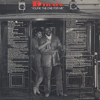 D Train / You're The One For Me back