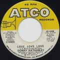 Donny Hathaway / Love, Love, Love