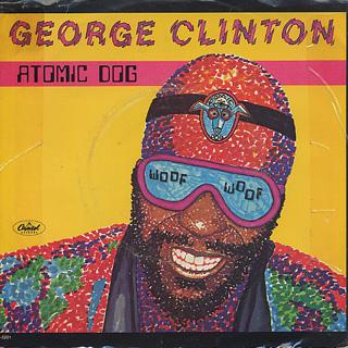 George Clinton / Atomic Dog (7w/Jacket)