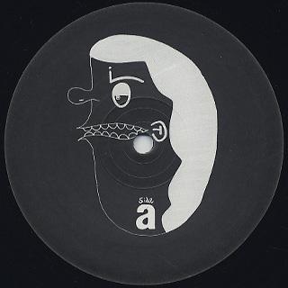 ILLSUGI / Urban Maze (LP) label