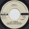 Jay Johnson / Love Is