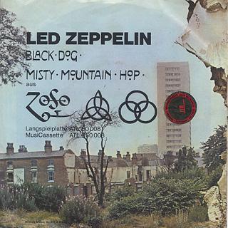 Led Zeppelin / Black Dog (7