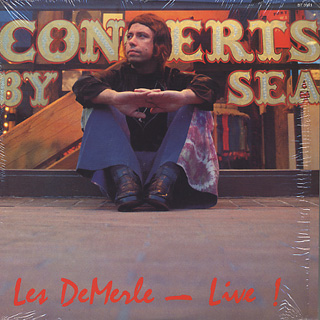 Les DeMerle / Concert By The Sea front