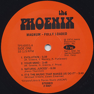 Magnum / Fully Loaded label