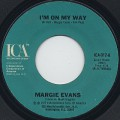 Margie Evans / I'm On My Way