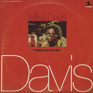 Miles Davis / Workin' And Steamin'