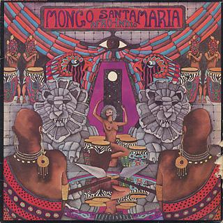 Mongo Santamaria / Afro-Indio