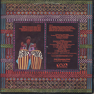 Mongo Santamaria / Afro-Indio back
