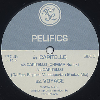 Pelifics / Capitello