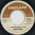 Procol Harum / A Whiter Shade Of Pale c/w Lime Street Blues