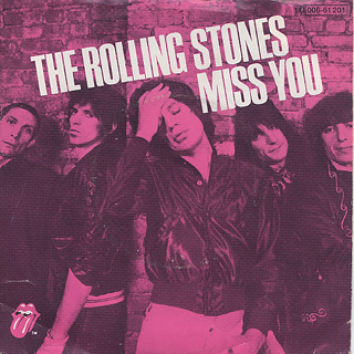 Rolling Stones / Miss You (7