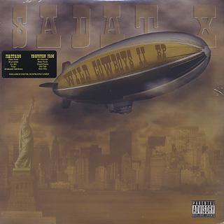 Sadat X / Wild Cowboys II EP