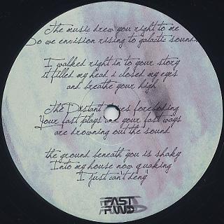 Sandman & Riverside feat. Jeremy Ellis / Into Your Story (Kai Alce Remix) back