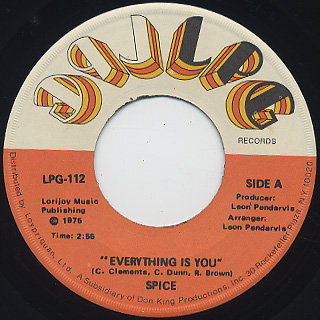 Spice / Everything Is You (45)
