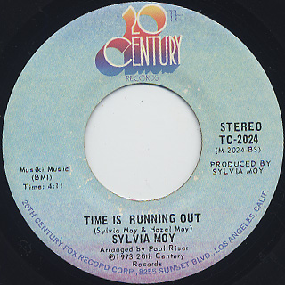 Sylvia Moy / This Is Running Out