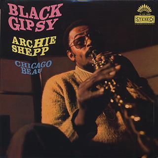 Archie Shepp / Black Gypsy
