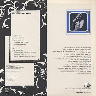 Dee Dee Bridgewater / Afro Blue back