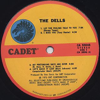 Dells / S.T. label
