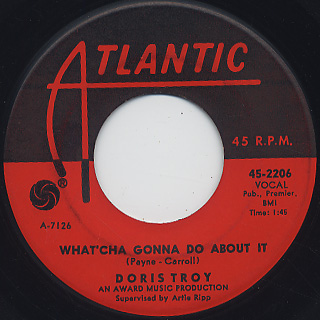 Doris Troy / What'cha Gonna Do About It