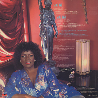 Gloria Gaynor / I Kinda Like Me back