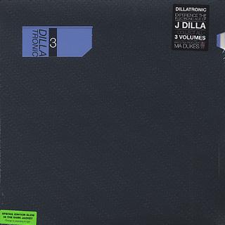 J Dilla / Dillatoronic Vol.3