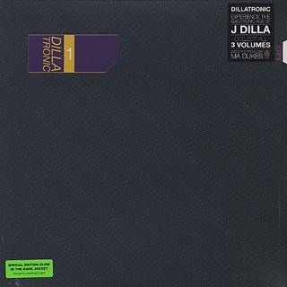 J Dilla / Dillatronic Vol.1
