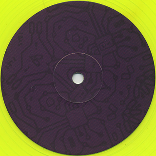J Dilla / Dillatronic Vol.1 label